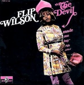 Flip Wilson - The Devil Made Me Buy This Dress-1