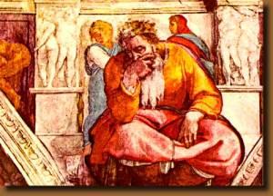 Jeremiah.by.Michelangelo